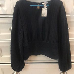New! HM blouse